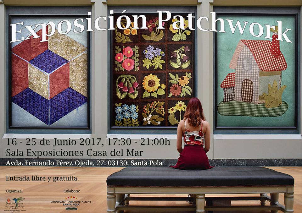Cartel expo Patchwork