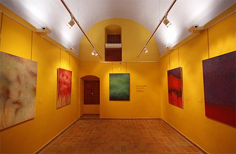 exposición en la Sala de exposiciones
