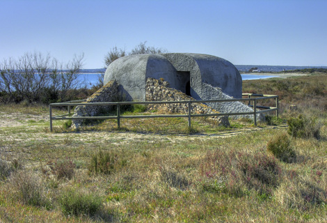 Arquitectura militar santa pola tourist info excmo for Arquitectura militar
