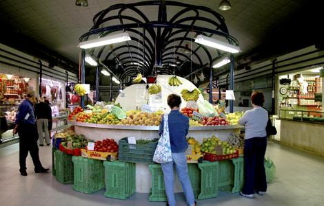 Mercado central de Santa Pola